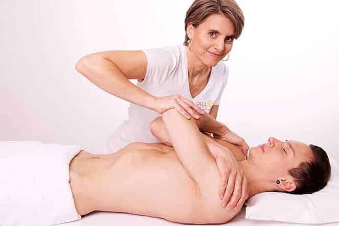 Manuelle Therapie in der PRAXIS für Gesundheit und Lebensfreude, Meggen, Luzern, Schweiz