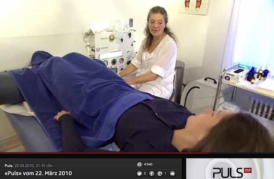 Sendung Puls über Colon Hydro Therapie