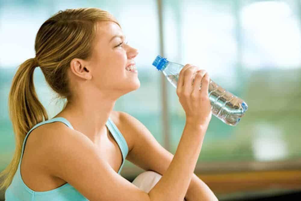 Wie viel Wasser braucht der Mensch?