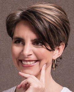 Simone Steiger, CEO der PRAXIS für Gesundheit und Lebensfreude, Meggen, Luzern, Schweiz