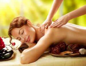 Klassisch medizinische Massage in der PRAXIS für Gesundheit und Lebensfreude, Meggen, Luzern, Schweiz