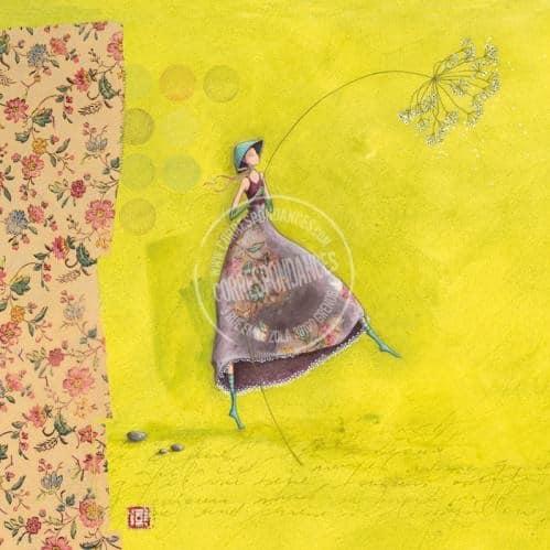 Karte von Gaëlle Boissonnart BB234